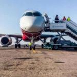 Авиакомпании Red Wings передали третий самолет SSJ 100