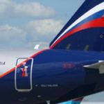 """Авиакомпания """"Аэрофлот"""" продолжает эксплуатировать самолет SSJ 100 № RA-89014"""