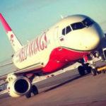 Авиакомпания Red Wings получила первый самолет SSJ 100