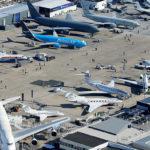 Авиасалон в Ле Бурже в 2021 году отменен