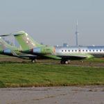 Bombardier останется только производителем бизнес-джетов