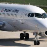Четвертый SSJ 100 передан авиакомпании Brussels Airlines
