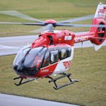 DRF Luftrettung – новый оператор пятилопастного Airbus H145