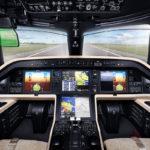 Embraer получил сертификаты на систему управления синтетическим зрением