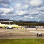Готов первый самолет SSJ 100 для авиакомпании Interjet