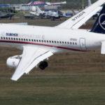 ГСС планирует поставить еще 10 самолетов SSJ 100 до конца 2012 года
