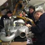 ГСС приступили к летным испытаниям турбохолодильника для самолета SSJ-New