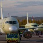 ГСС сократили число поставок SSJ 100 из-за дефицита двигателей