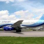 Interjet рекордно сократила разворотное время для SSJ 100
