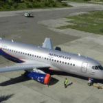"""Юбилейный самолет Sukhoi Superjet 100 для """"Аэрофлота"""""""