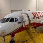 К концу 2016 года авиакомпания Red Wings нарастит парк SSJ 100 до 10 машин