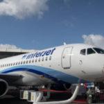 Мексиканская авиакомпания Interjet решилась купить еще 10 самолетов SSJ 100
