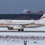 Российскому МЧС поставили два самолета SSJ 100