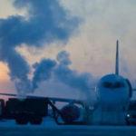 Самолету SSJ 100 разрешили посадку на узкой ВПП