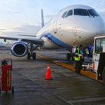 Самолеты Sukhoi Superjet 100 начали коммерческие полеты в Мексике