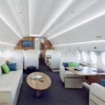 Sukhoi Business Jet: компоновка и отделка