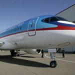 Sukhoi Superjet 100 приветствует Азию