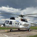 Такого Ми-8АМТ больше нет ни у кого
