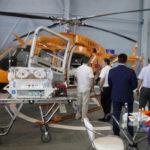 УЗГА начнет поставки Bell-407 с российскими медицинскими модулями