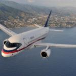 В Европе сертифицировали SSJ 100 с увеличенной тягой