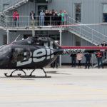 Вертодром «Горка» получил допуск на обслуживание Bell 505