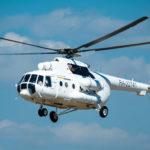 «Вертолеты России» передали ГТЛК семь вертолетов Ми-8АМТ